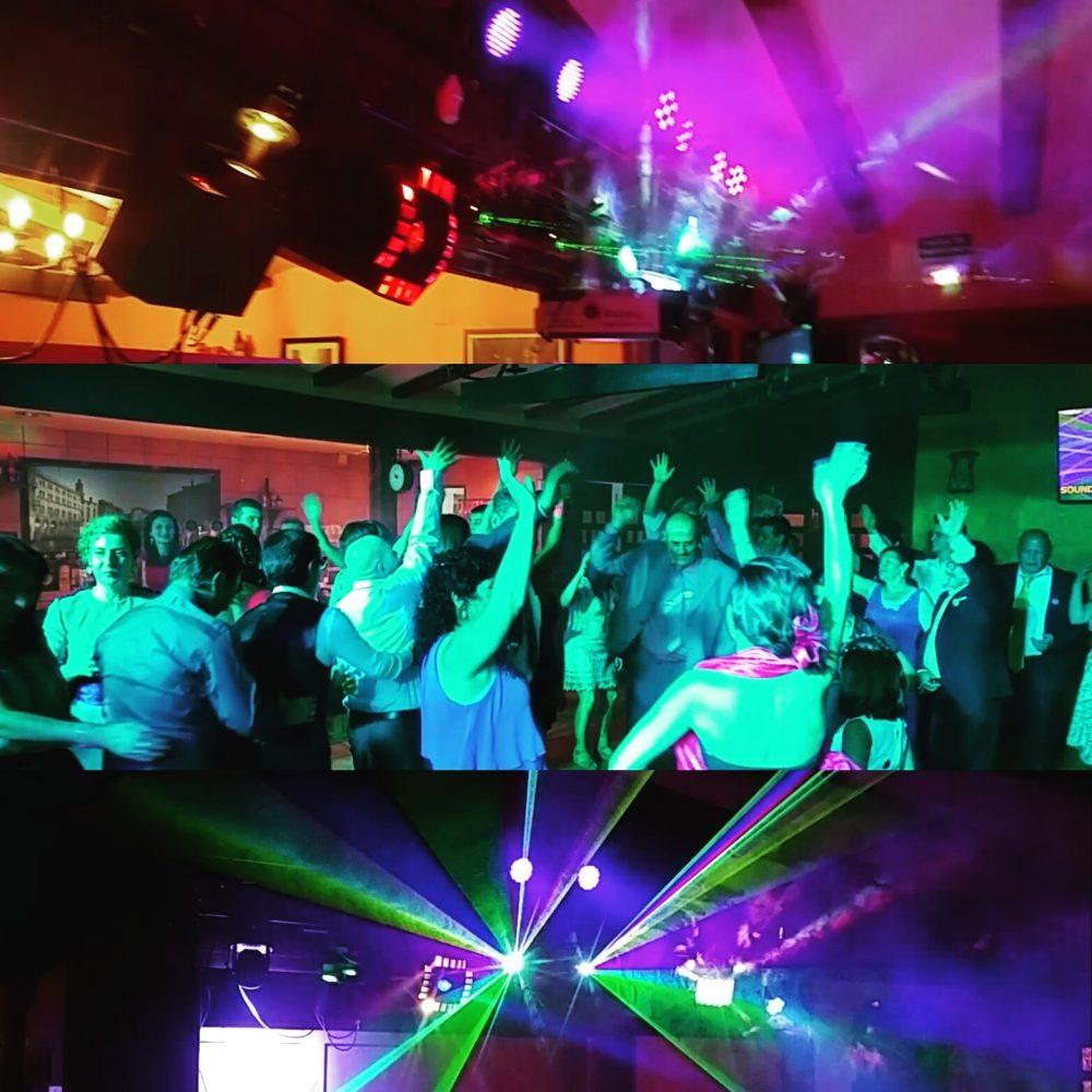 DJ Fiesta Boda Rumana. Los Hueros. DJ Romanian Wedding Party