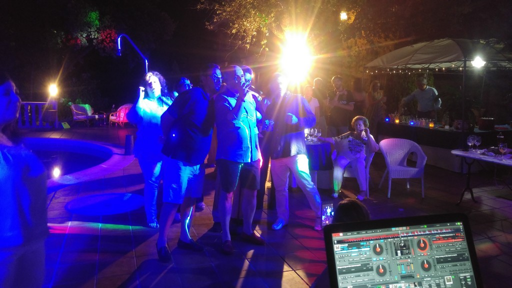 Pool Party Karaoke
